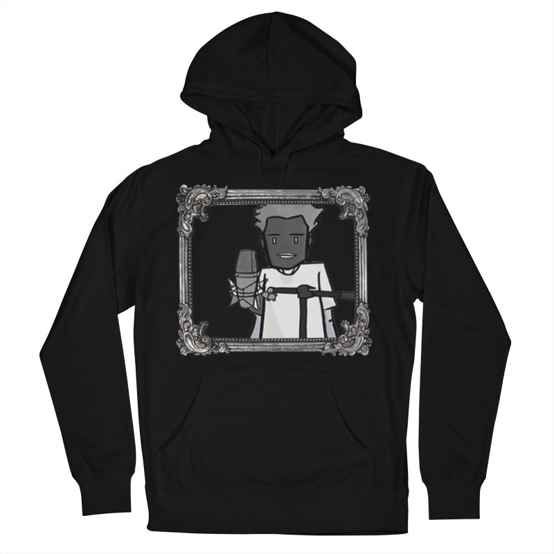 I Just Wanna Rap Men's French Terry Pullover Hoody by thr3ads