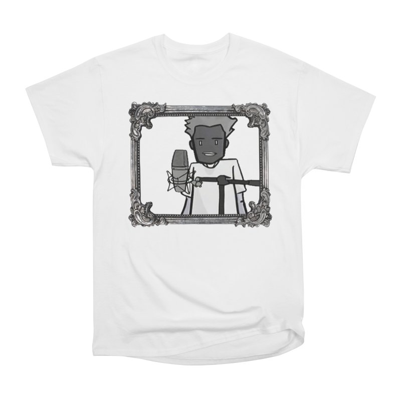 I Just Wanna Rap Men's Heavyweight T-Shirt by thr3ads