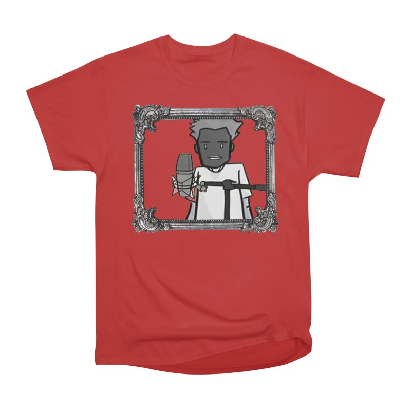 I Just Wanna Rap Men's Heavyweight T-Shirt by thr3ads