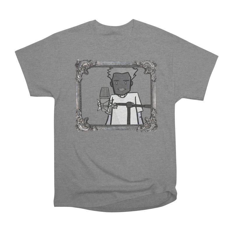 I Just Wanna Rap Women's Heavyweight Unisex T-Shirt by thr3ads