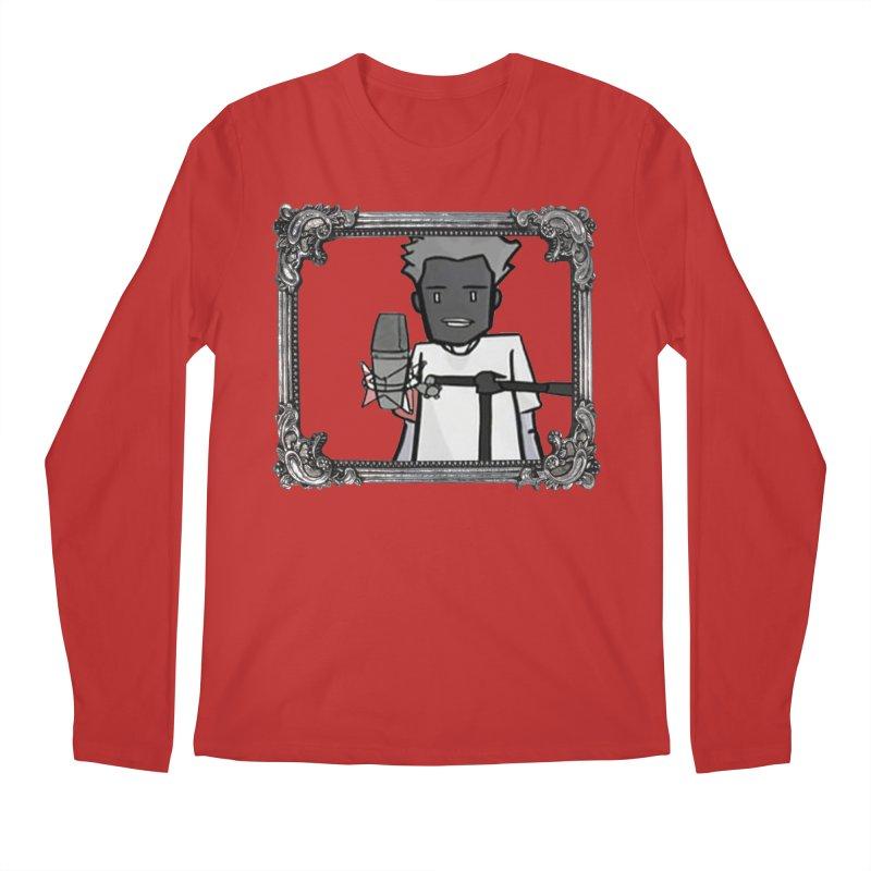 I Just Wanna Rap Men's Regular Longsleeve T-Shirt by thr3ads