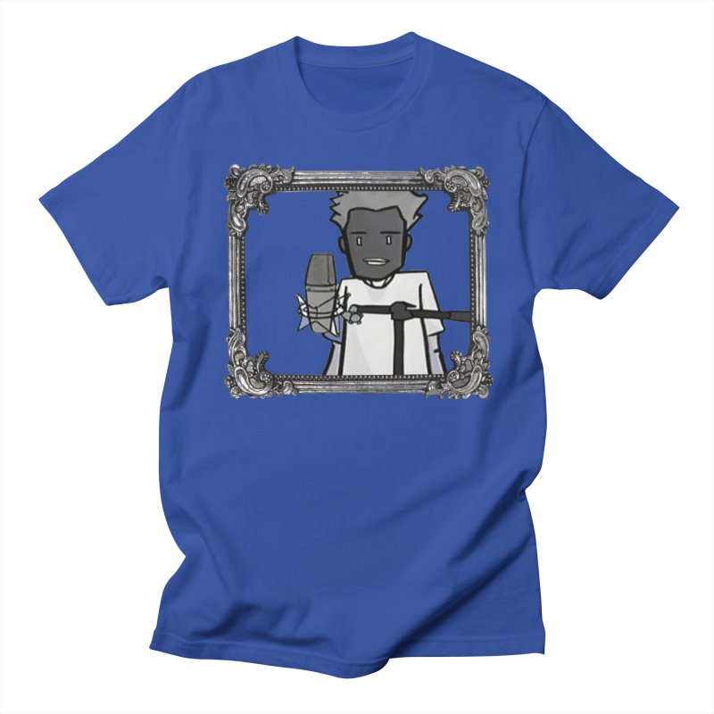 I Just Wanna Rap Men's T-Shirt by thr3ads