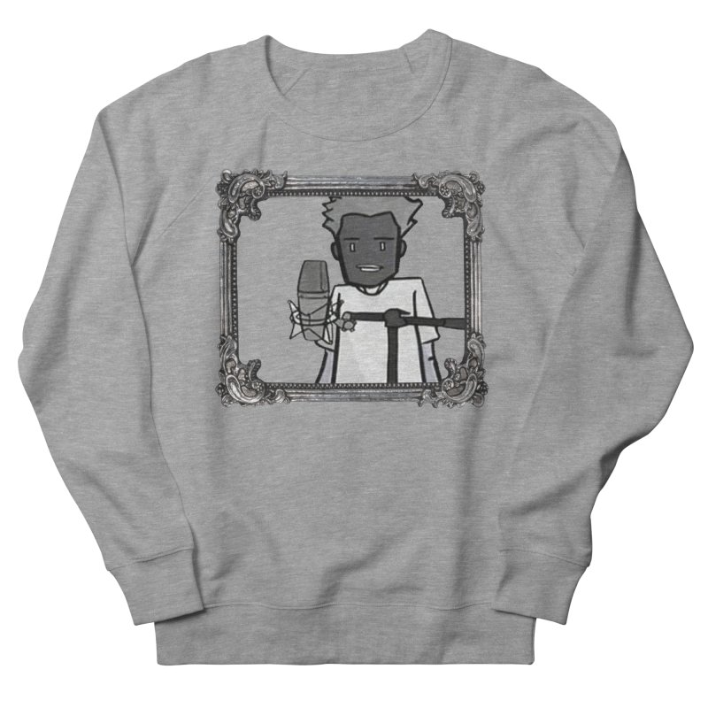 I Just Wanna Rap Men's French Terry Sweatshirt by thr3ads