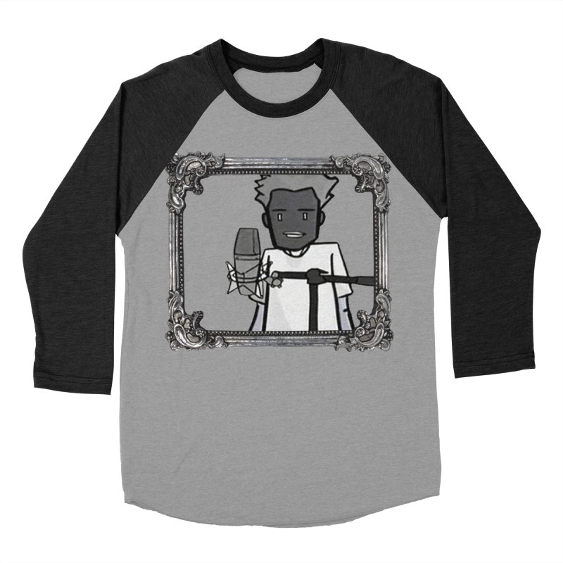 I Just Wanna Rap Women's Baseball Triblend Longsleeve T-Shirt by thr3ads