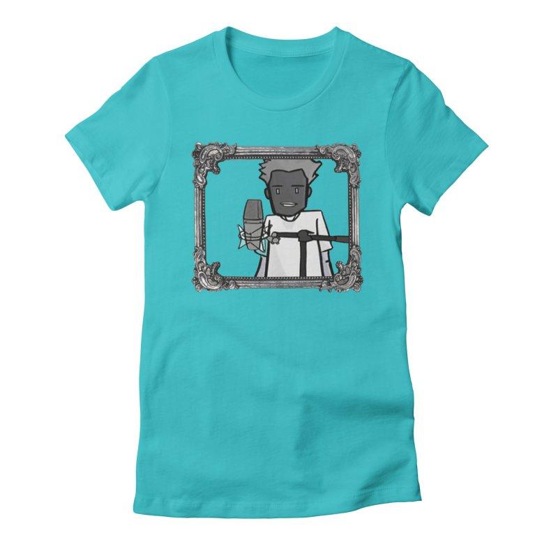 I Just Wanna Rap Women's T-Shirt by thr3ads