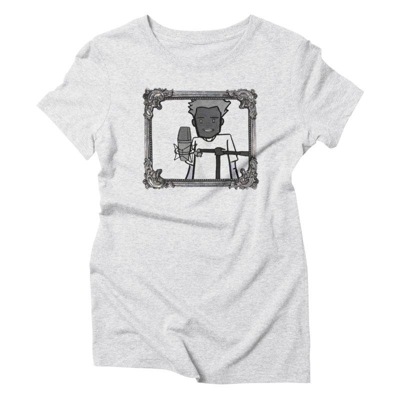 I Just Wanna Rap Women's Triblend T-Shirt by thr3ads