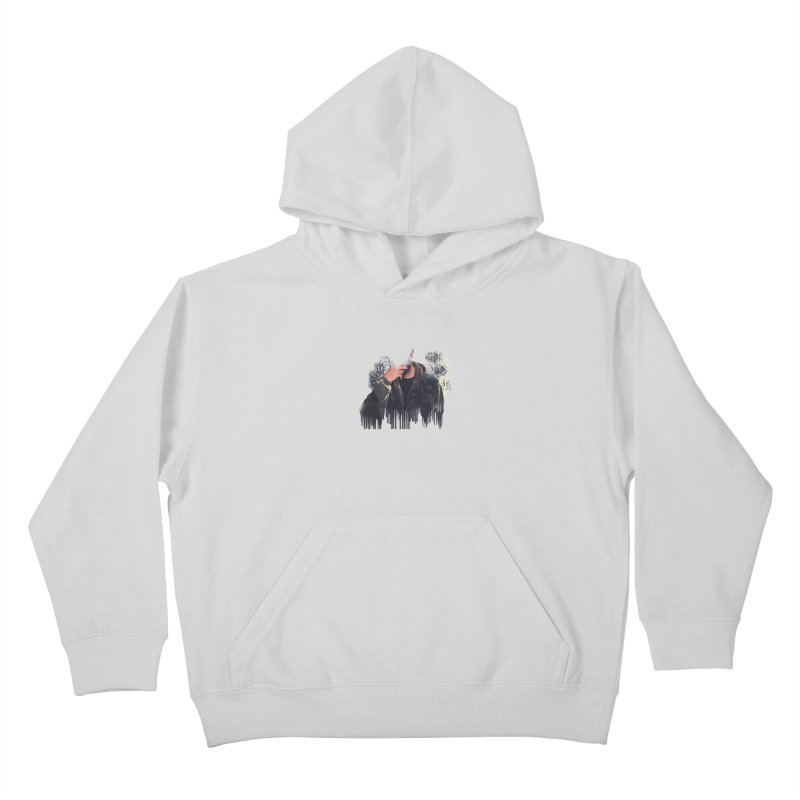 RxB90 Kids Pullover Hoody by thr3ads