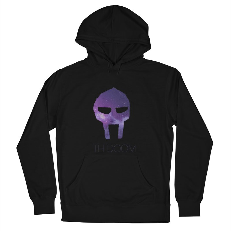 TH DOOM Men's French Terry Pullover Hoody by theoryhazit's Shirt Shop