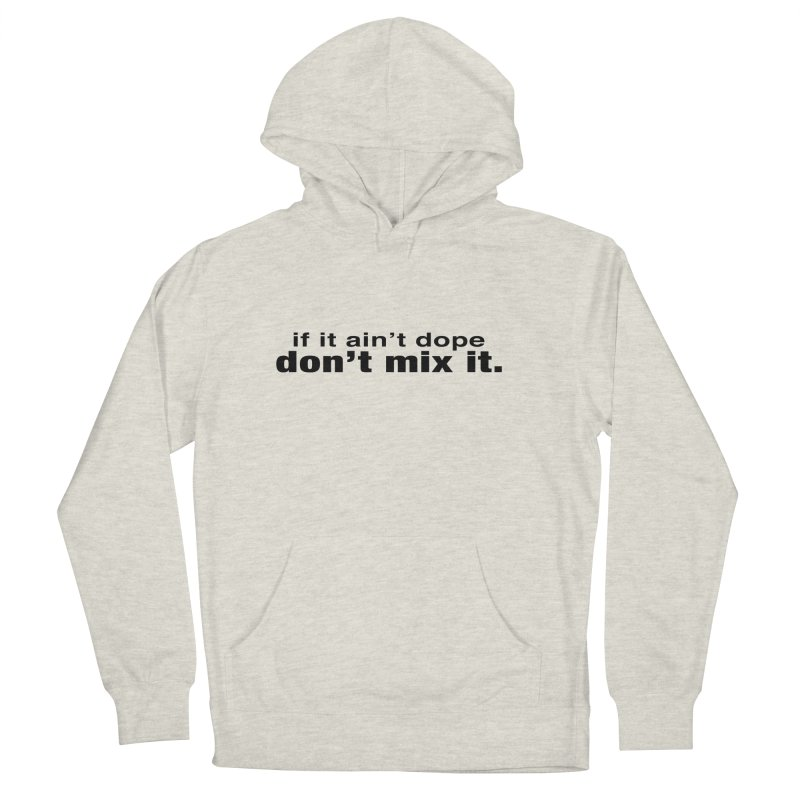dope. Men's French Terry Pullover Hoody by thr3ads