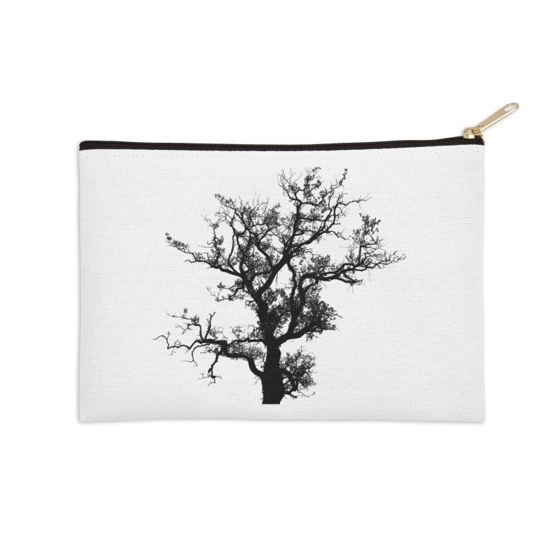 Pervea - Black on Clear in Zip Pouch by The Oxford Comma