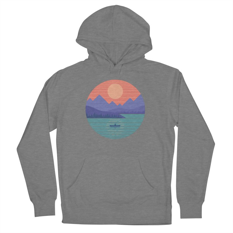 Peaceful Reflection Women's Pullover Hoody by thepapercrane's shop