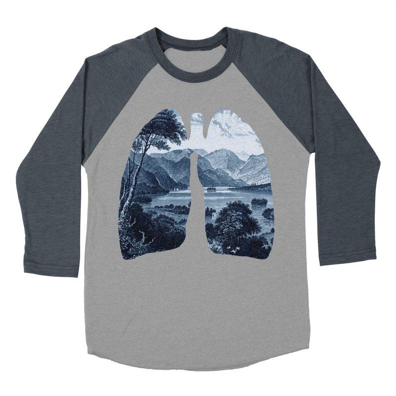 Fresh Men's Baseball Triblend T-Shirt by thepapercrane's shop