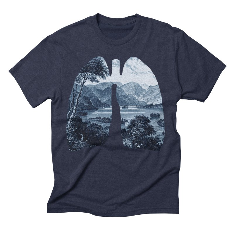 Fresh Men's Triblend T-shirt by thepapercrane's shop