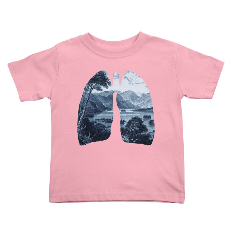 Fresh Kids Toddler T-Shirt by thepapercrane's shop