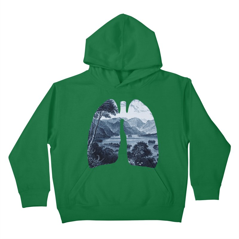 Fresh Kids Pullover Hoody by thepapercrane's shop