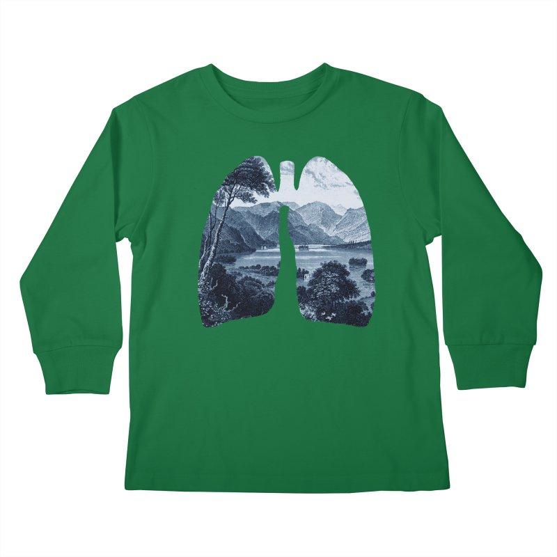 Fresh Kids Longsleeve T-Shirt by thepapercrane's shop