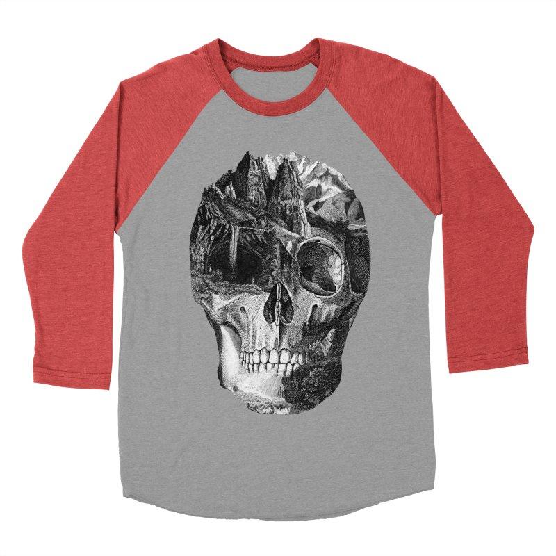 The Final Adventure Men's Baseball Triblend T-Shirt by thepapercrane's shop