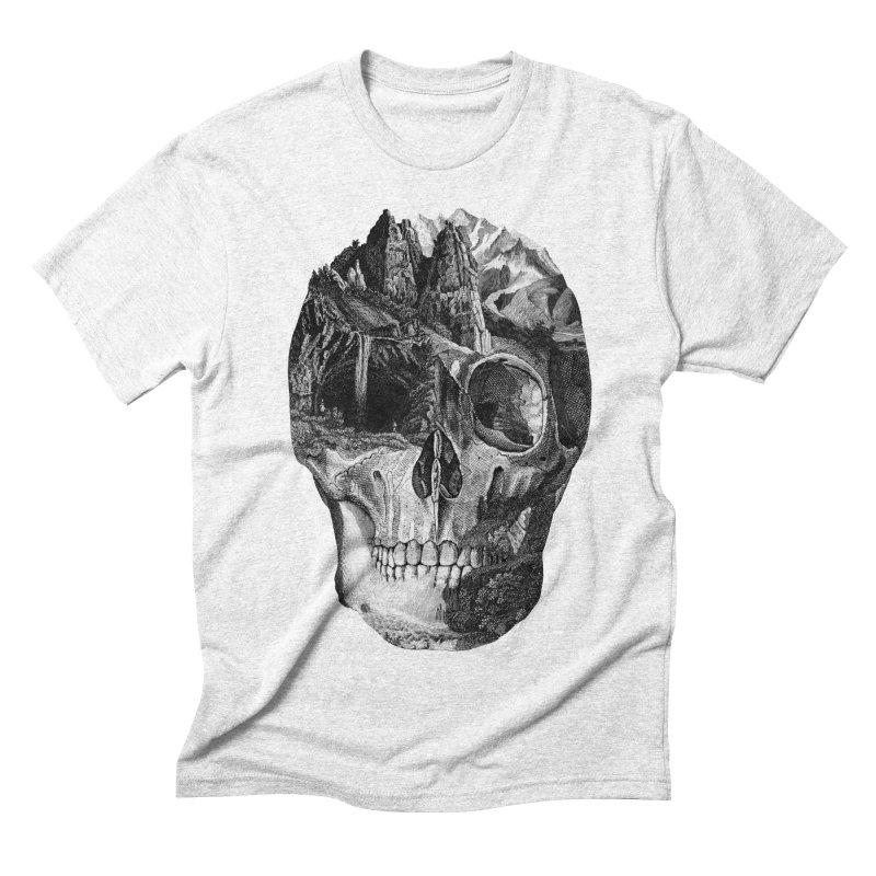 The Final Adventure Men's Triblend T-shirt by thepapercrane's shop