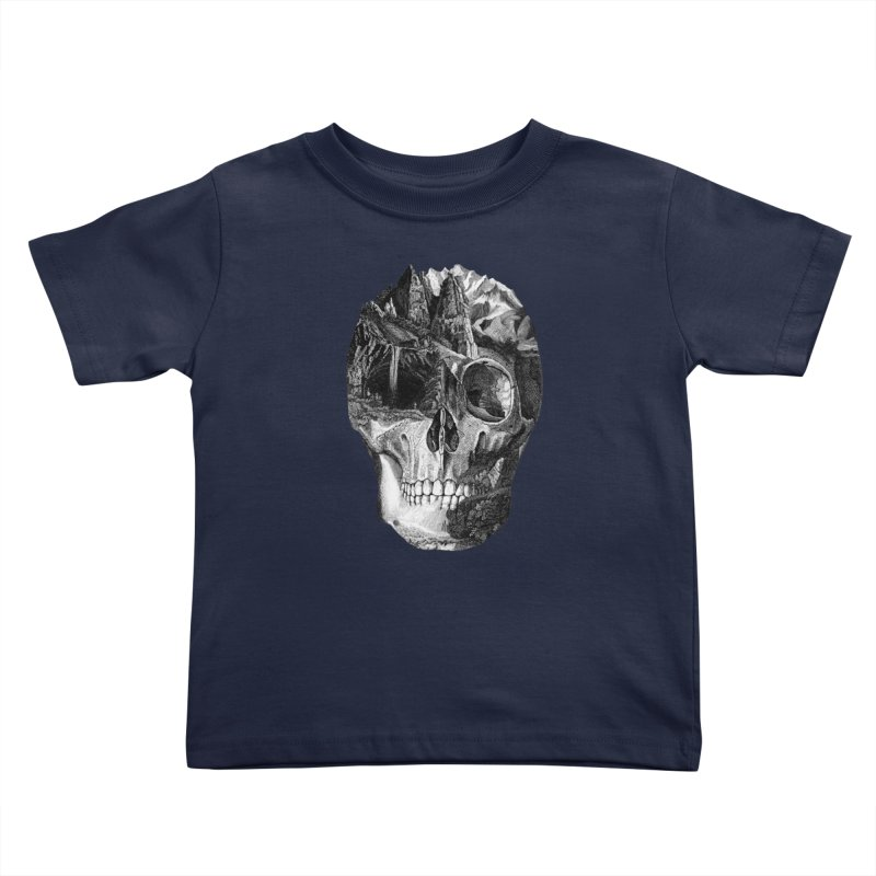 The Final Adventure Kids Toddler T-Shirt by thepapercrane's shop