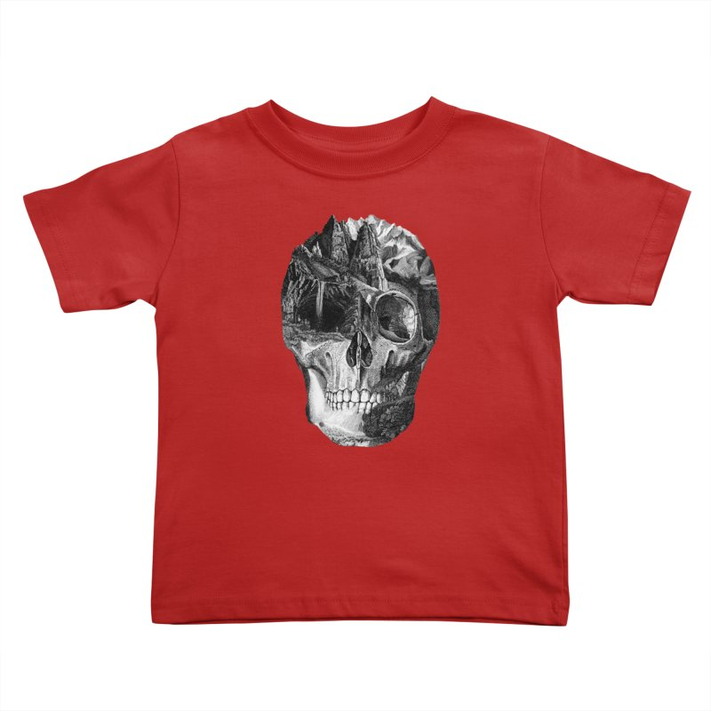 The Final Adventure Kids Toddler T-Shirt by thepapercrane's shop