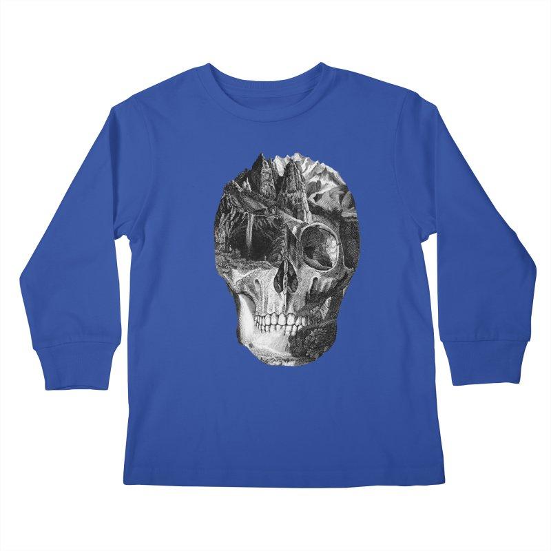 The Final Adventure Kids Longsleeve T-Shirt by thepapercrane's shop