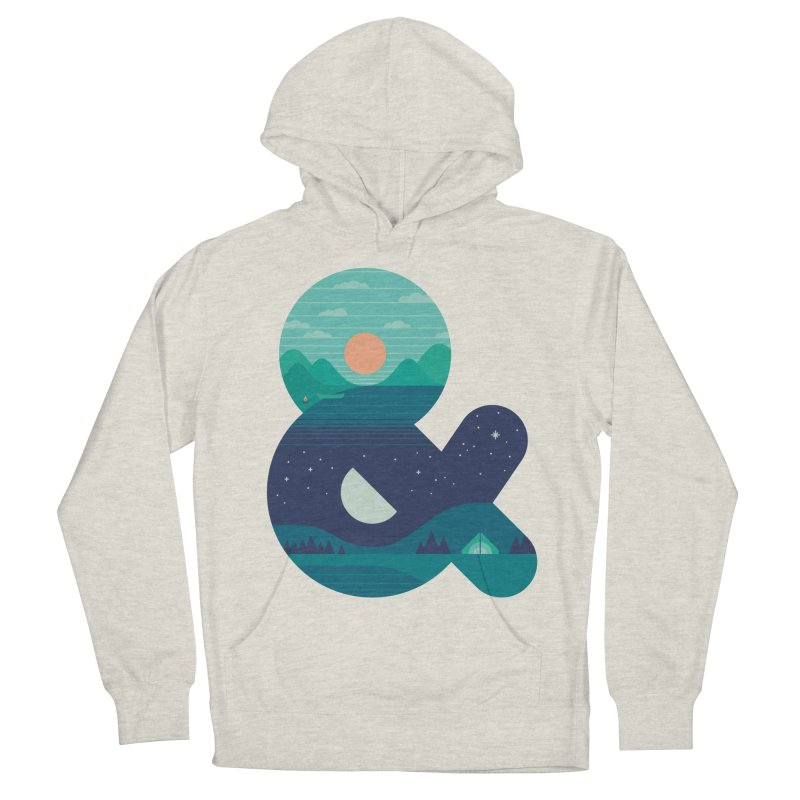 Day & Night Women's Pullover Hoody by thepapercrane's shop
