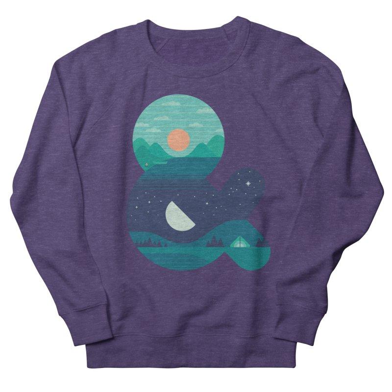 Day & Night Men's Sweatshirt by thepapercrane's shop