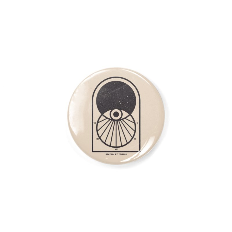 Space and Time Accessories Button by thepapercrane's shop