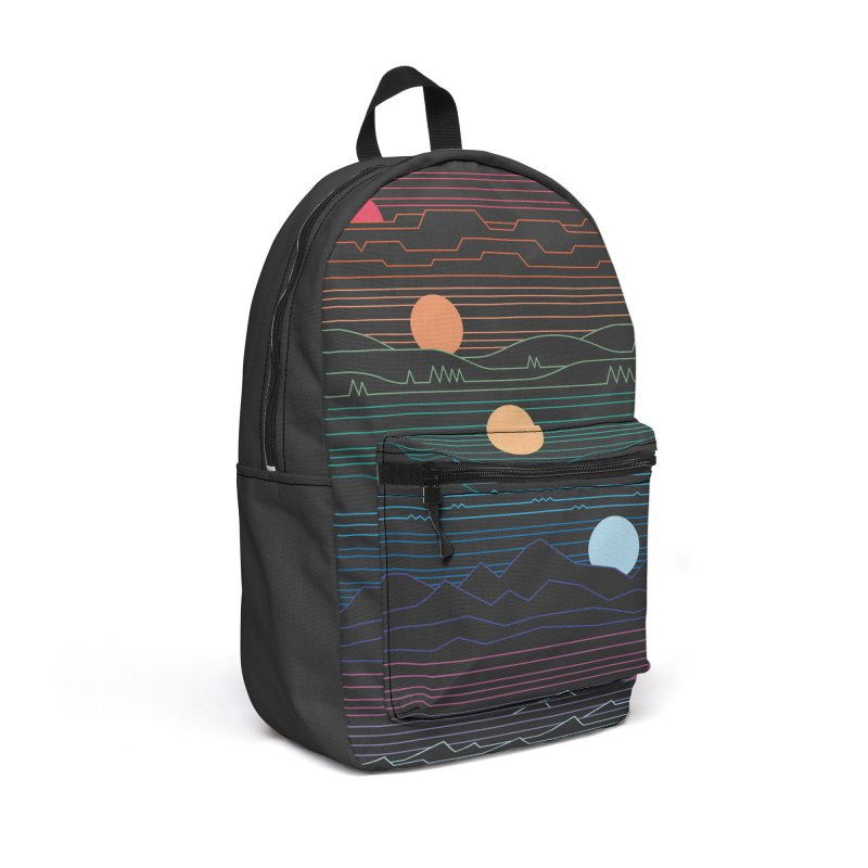 Many Lands Under One Sun Accessories Backpack Bag by thepapercrane's shop
