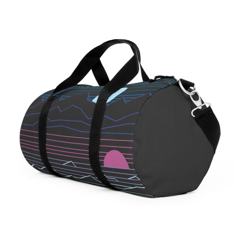 Many Lands Under One Sun Accessories Duffel Bag Bag by thepapercrane's shop
