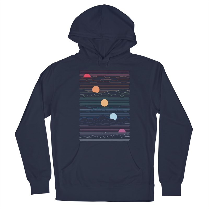 Many Lands Under One Sun Men's Pullover Hoody by thepapercrane's shop