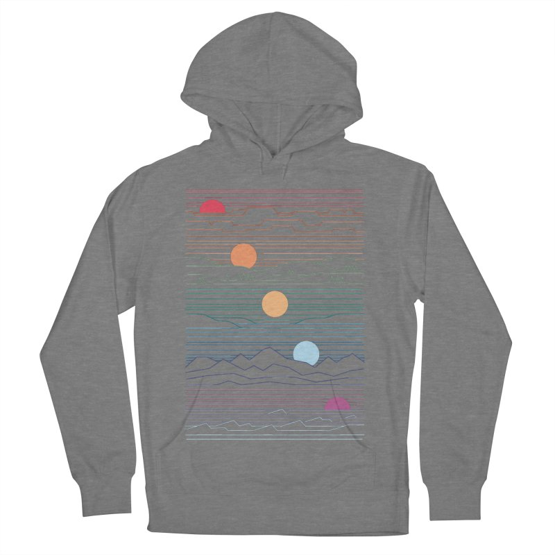 Many Lands Under One Sun Women's Pullover Hoody by thepapercrane's shop