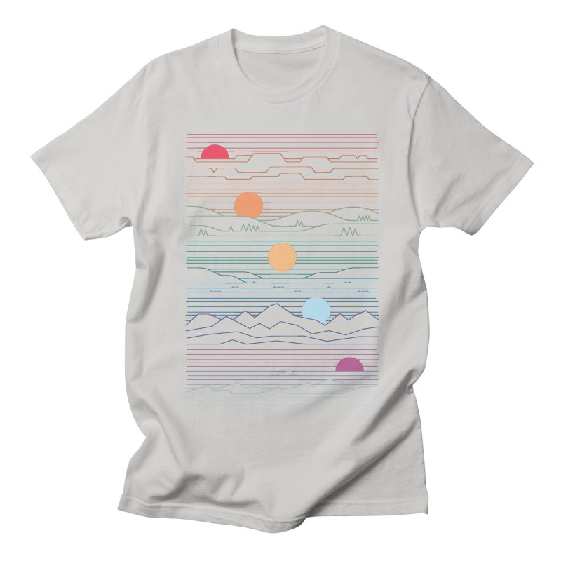 Many Lands Under One Sun Men's Regular T-Shirt by thepapercrane's shop