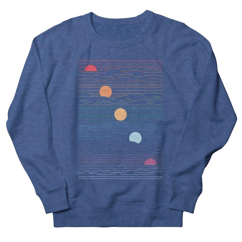 Many Lands Under One Sun Men's Sweatshirt by thepapercrane's shop