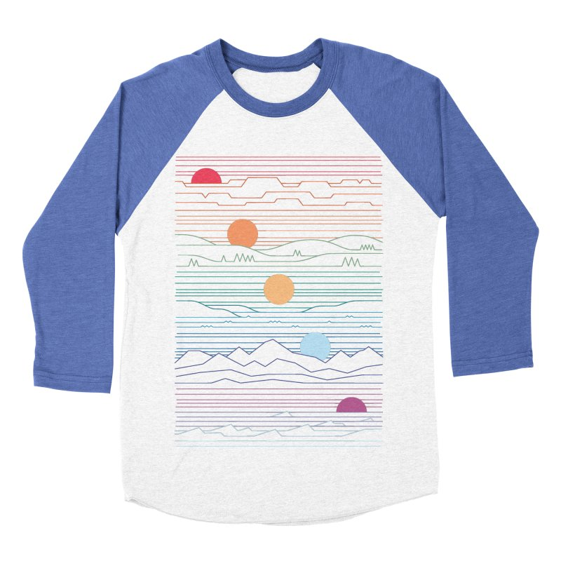 Many Lands Under One Sun Women's Baseball Triblend Longsleeve T-Shirt by thepapercrane's shop