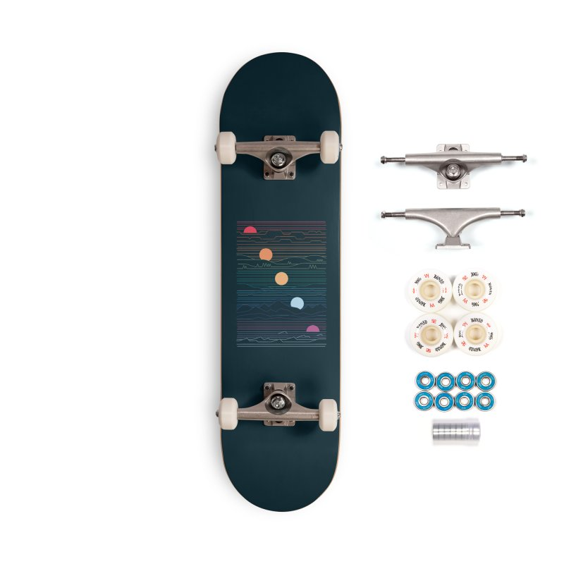 Many Lands Under One Sun Accessories Complete - Premium Skateboard by thepapercrane's shop
