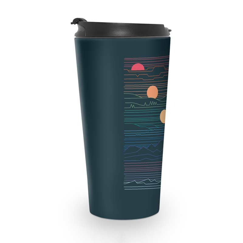 Many Lands Under One Sun Accessories Travel Mug by thepapercrane's shop
