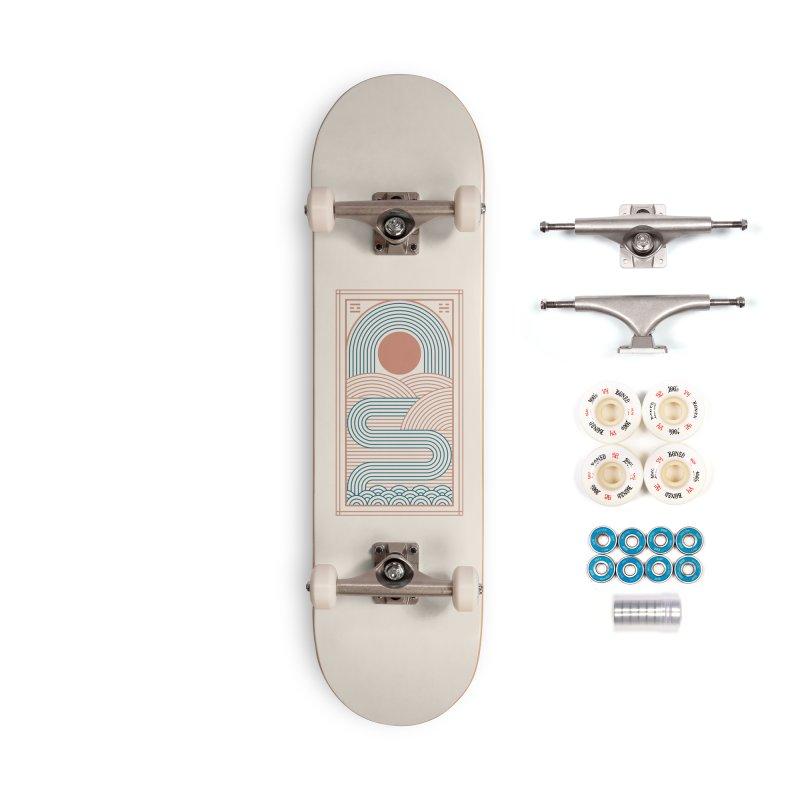 Zen River Accessories Complete - Premium Skateboard by thepapercrane's shop