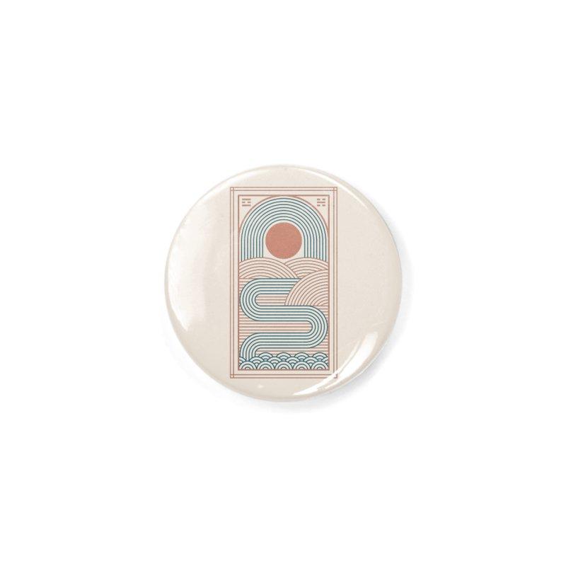Zen River Accessories Button by thepapercrane's shop