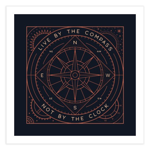 image for Live By The Compass