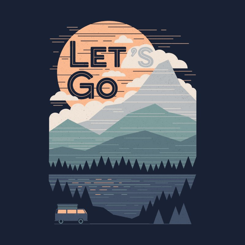 Let's Go by thepapercrane's shop