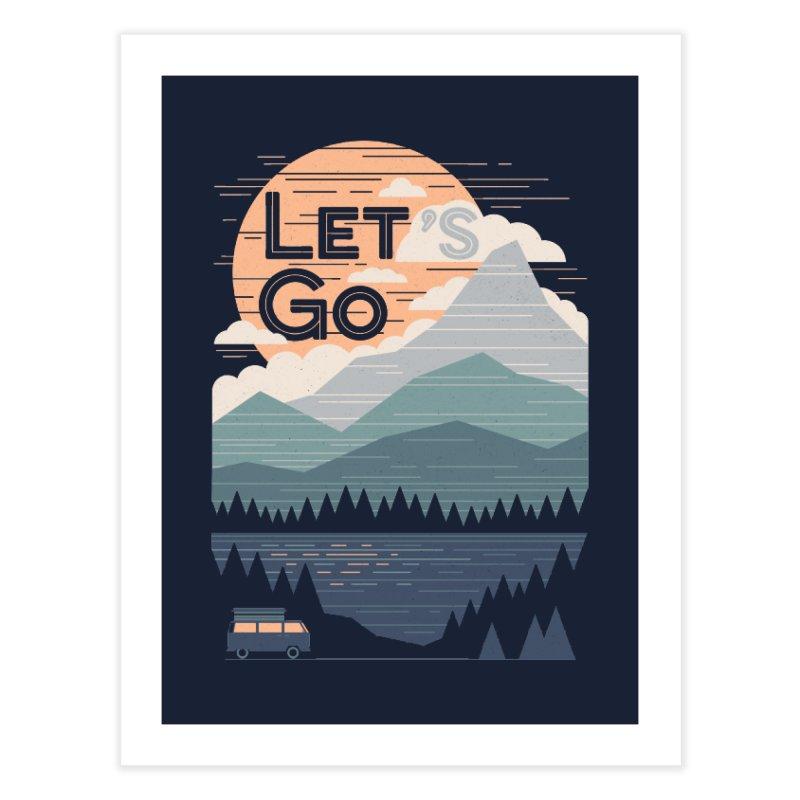 Let's Go Home Fine Art Print by thepapercrane's shop