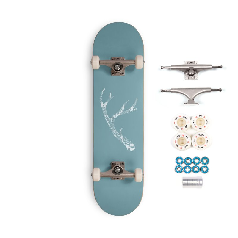 Tracks And Signs Accessories Complete - Premium Skateboard by thepapercrane's shop
