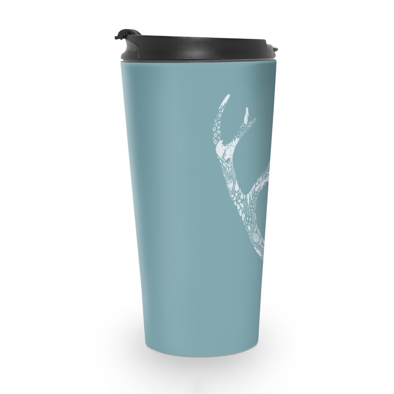 Tracks And Signs Accessories Travel Mug by thepapercrane's shop