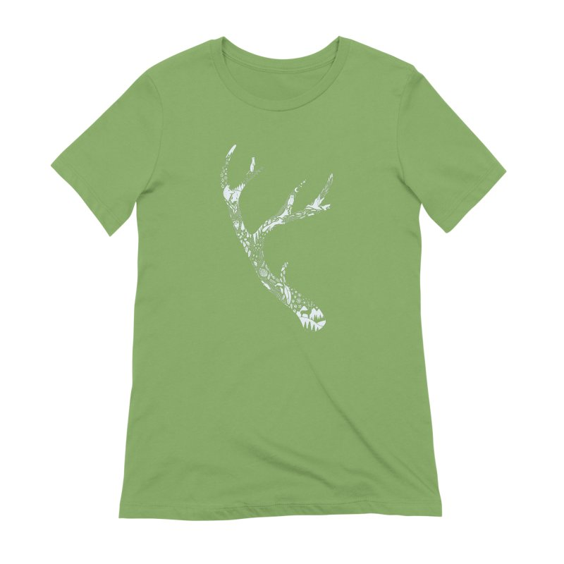 Tracks And Signs Women's Extra Soft T-Shirt by thepapercrane's shop