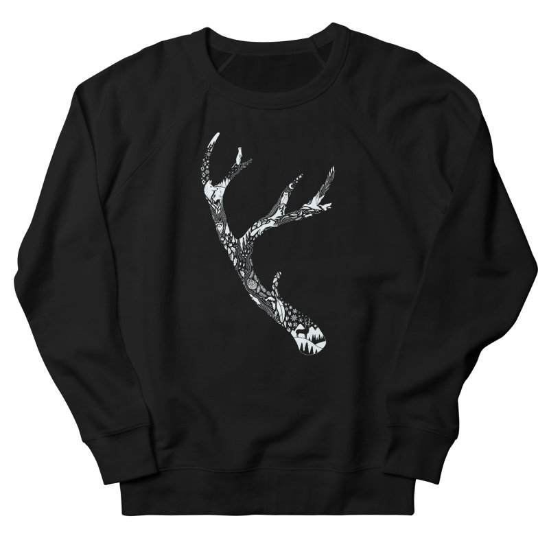 Tracks And Signs Men's French Terry Sweatshirt by thepapercrane's shop