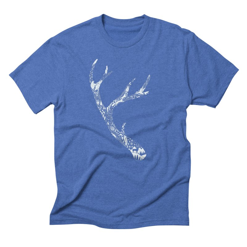 Tracks And Signs Men's Triblend T-Shirt by thepapercrane's shop