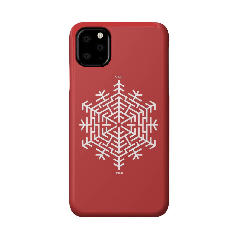 An Amazing Christmas Accessories Phone Case by thepapercrane's shop