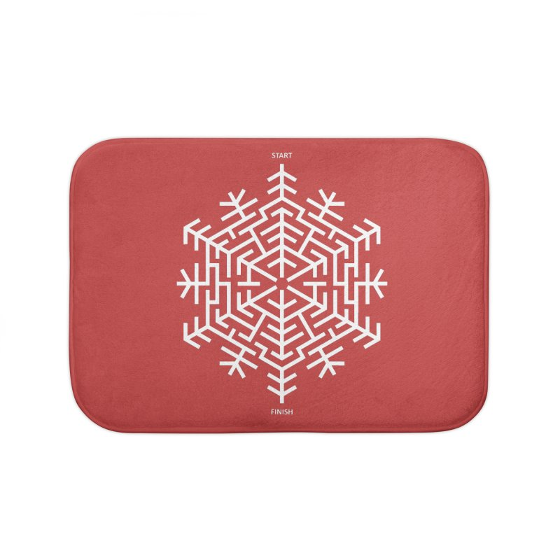 An Amazing Christmas Home Bath Mat by thepapercrane's shop