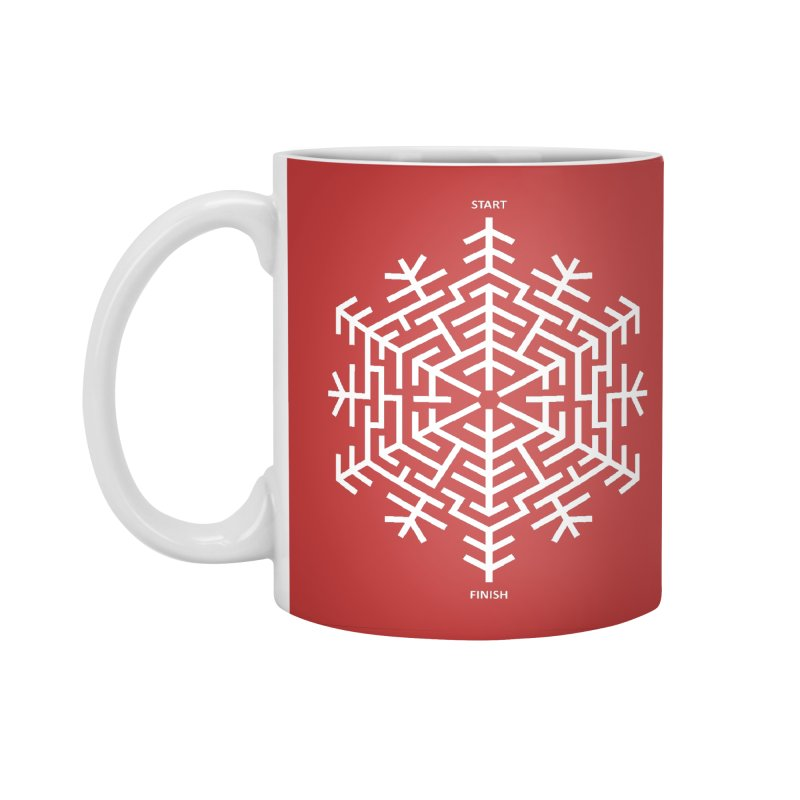 An Amazing Christmas Accessories Standard Mug by thepapercrane's shop